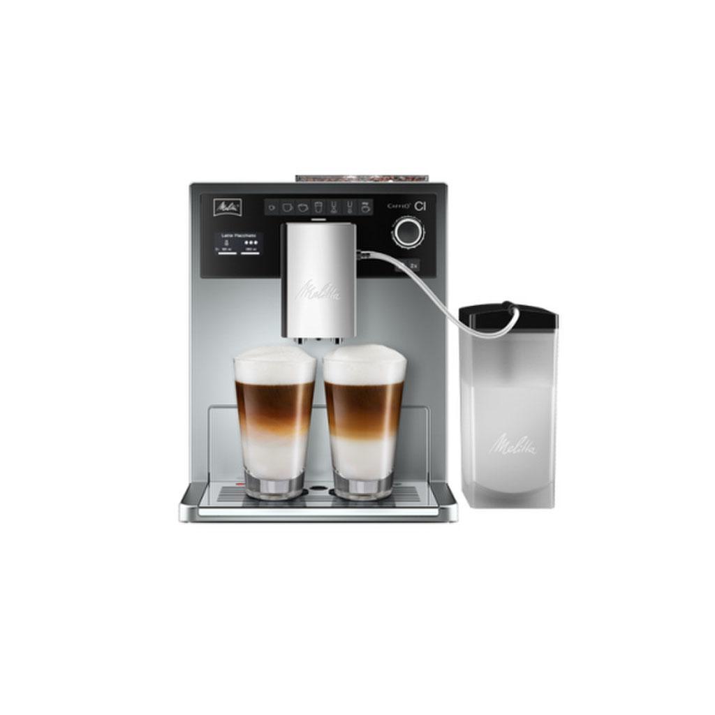 CI Touch Melitta kávégépek Kávéspecialitás egy érintésre